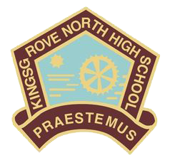 Kingsgrove North High School logo